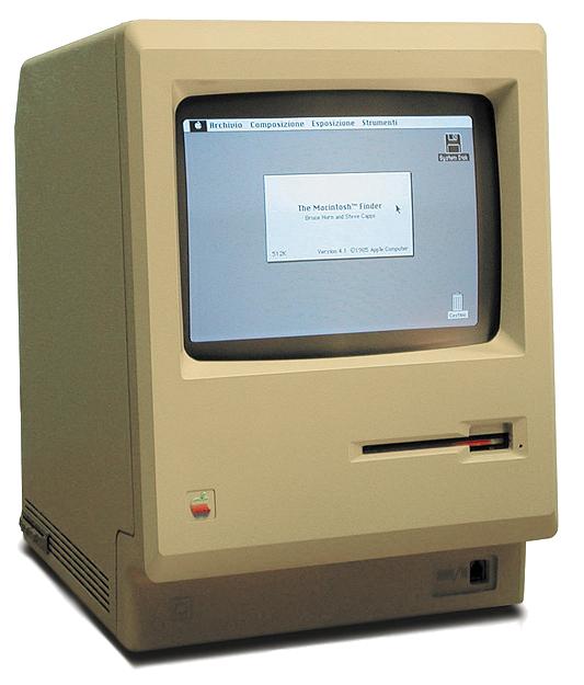Original Mac 128k